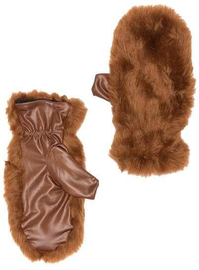 e8890cd8c Free Press   Faux Fur Mittens   Products   Faux Fur, Mittens, Fur