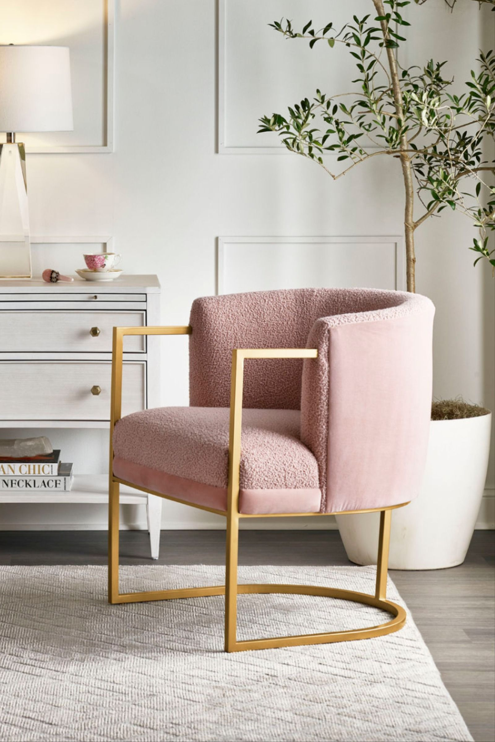 Cali Accent Chair Miranda Kerr Home In 2020 Accent Chairs Living Room Decor Furniture Elegant Living Room #velvet #accent #chairs #living #room