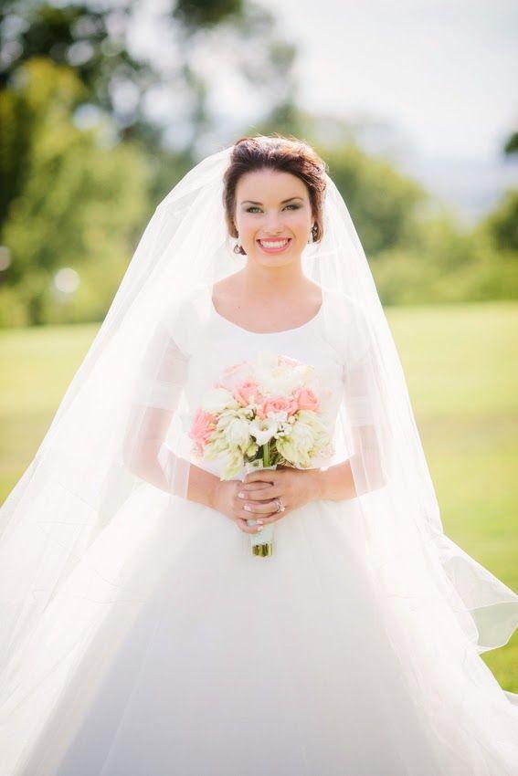 The LDS Bride: Utah State Capitol Building Modest Dress Bridals ...