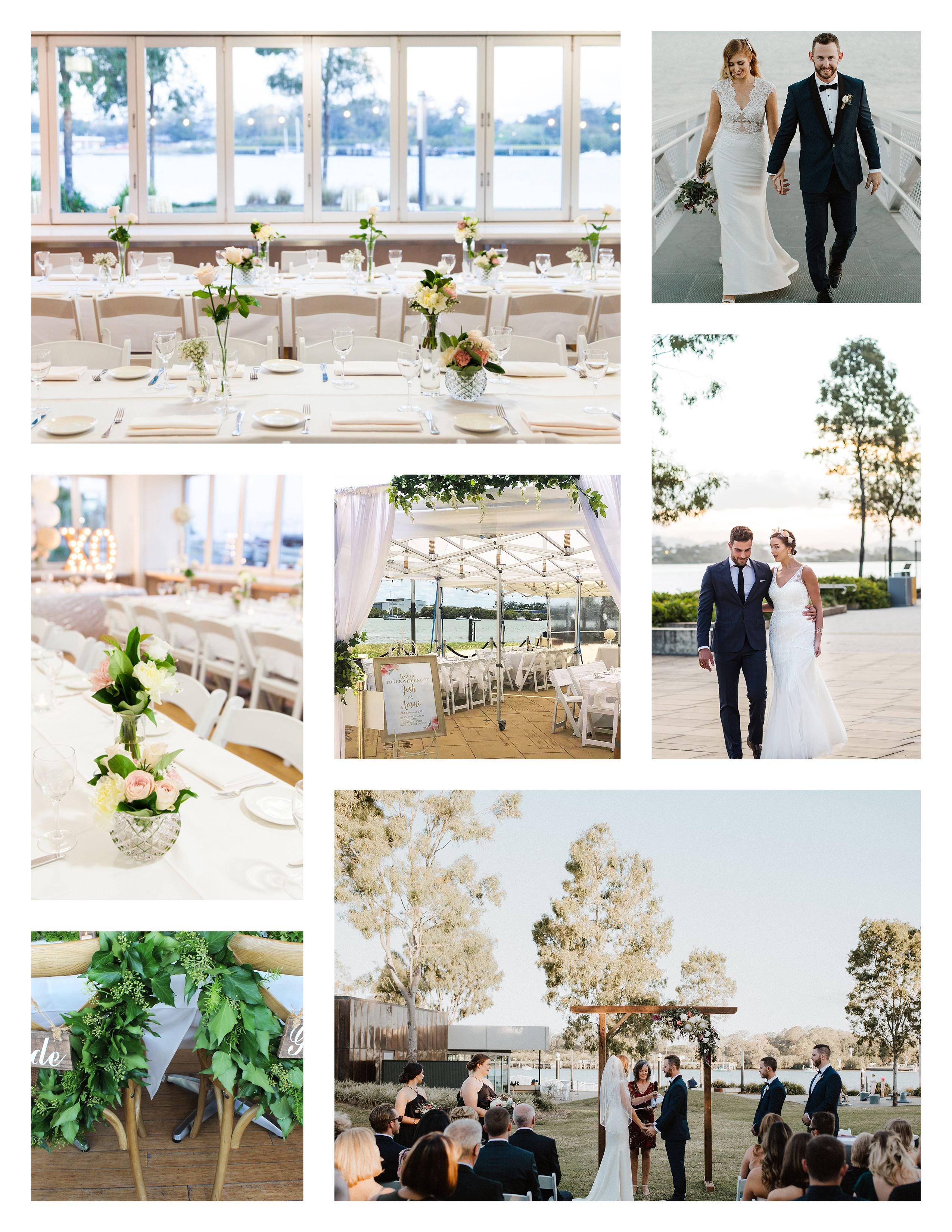 One Of Brisbane S Best Wedding Reception Venues Nestled Amid Parklands And Access To A Private