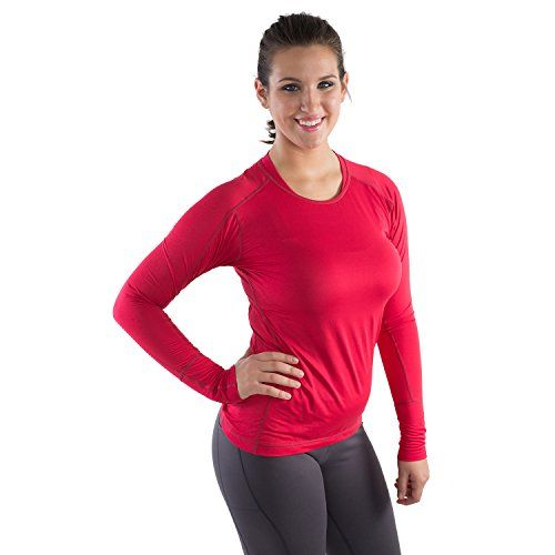 7d50321fb60 Long sleeve Workout Top For Women Tops Large also in Plus Sizes from Katie  K Active featured on Nbcs The Biggest Loser and Cosmopolitan    You can get  ...
