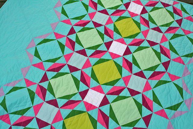 grumpystitches: Mirage Moderna por freshlypieced no Flickr.