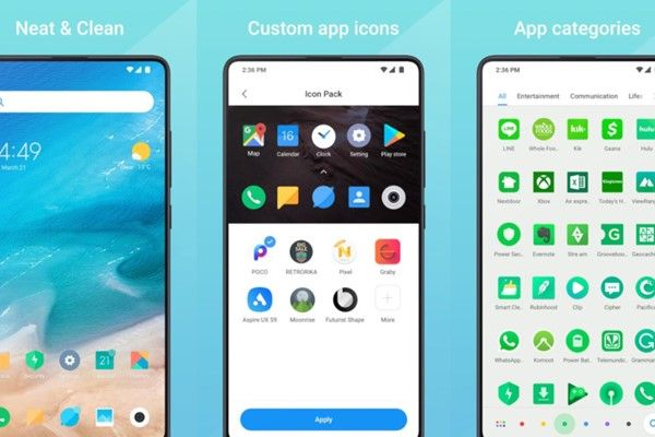 Xiaomi's Mint Launcher hits the Play Store; see how to