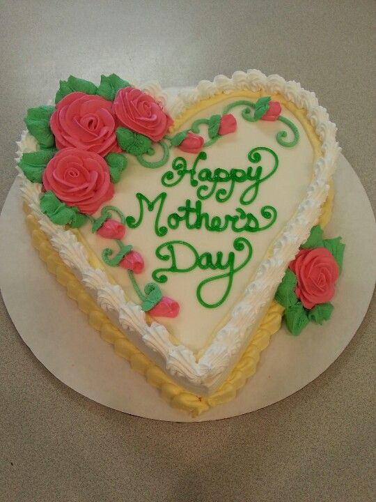 Dairy Queen Cake Mother S Day With Images Dairy Queen Cake
