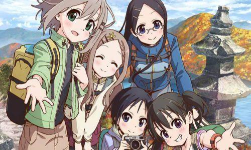 Yama No Susume Season 3 Episode 01 13 English Subbed Download Anime Sub Batch Or Single