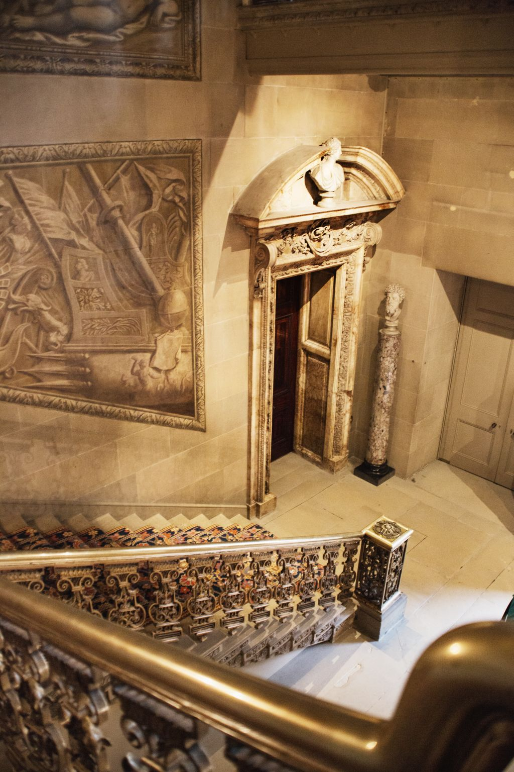 """Chatsworth House Interior Layout: Royaland: Shevyvision: """"And Of This Place"""