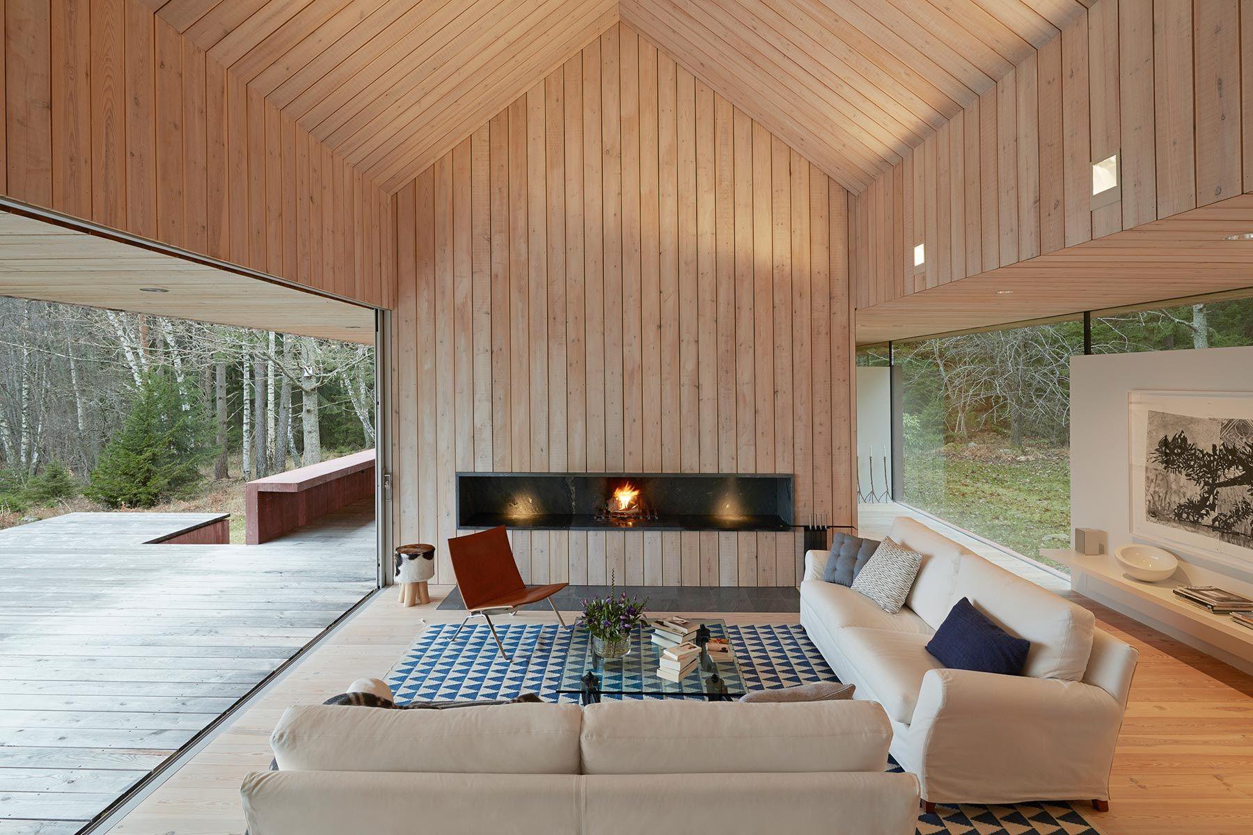 Summerhouse Svartn Wrb Architects Architecture