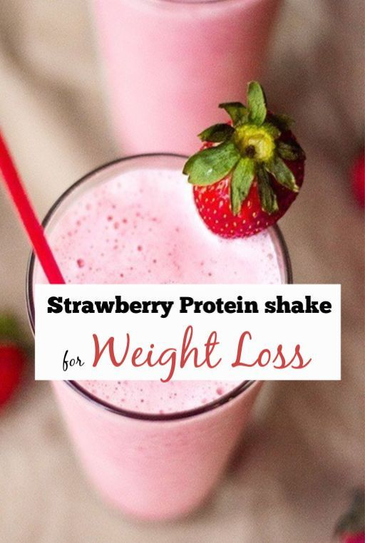 9 Healthy Protein Shake Recipes to Lose Weight and Belly Fat Fast #proteinshakes