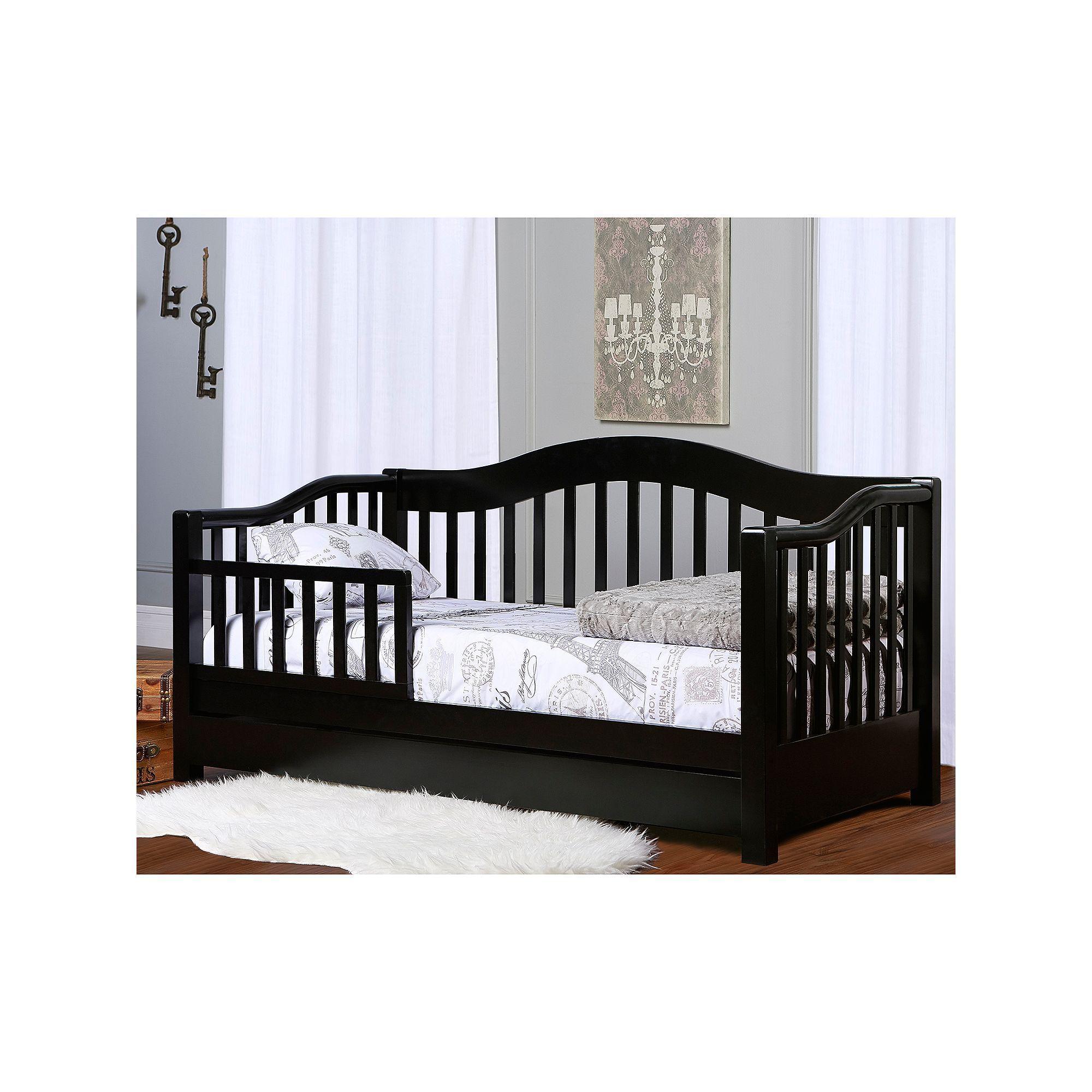 Dream On Me Toddler Day Bed Black Toddler Day Bed Toddler Bed
