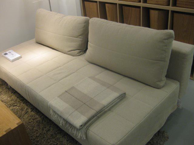 Muji Single Sofa Bed