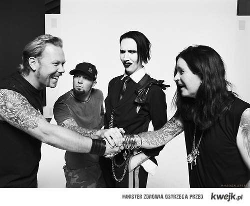 TOO MUCH GOOD MUSIC ON ONE PHOTO