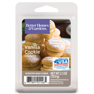 e652199663fbe42fe38a4cdd95efee3c - Better Homes And Gardens Orange Buttercream Cupcake Wax Cubes