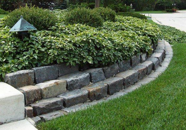 Captivating Decorative Garden Edging Ideas Stone Edging Raised Edging Landscape Ideas