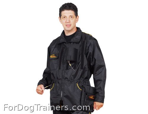 Pay Your Attention To Ultimate Dog Training Vest With Smart Pocket