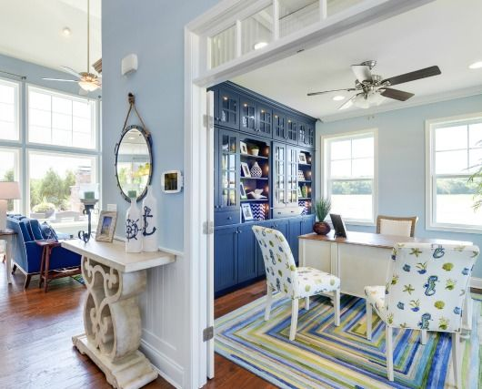 Incroyable Featured On Completely Coastal:  Http://www.completely Coastal.com/2017/07/coastal Blue Green Interior Design .html