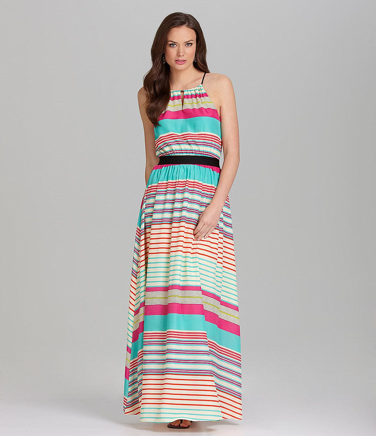 Latimer-striped-maxi-dress | Striped Maxi Dress | Pinterest | Maxi ...