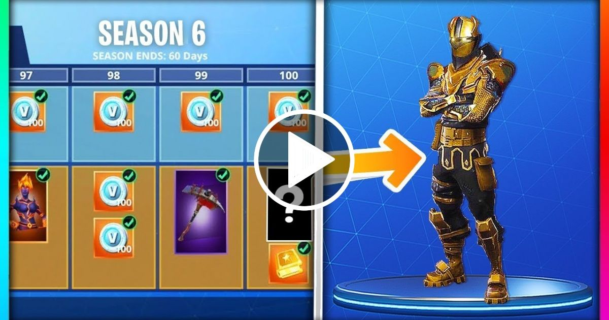 8 things you dont know about season 6 battle pass in fortnite - fortnite battle pass season 8 tier 100