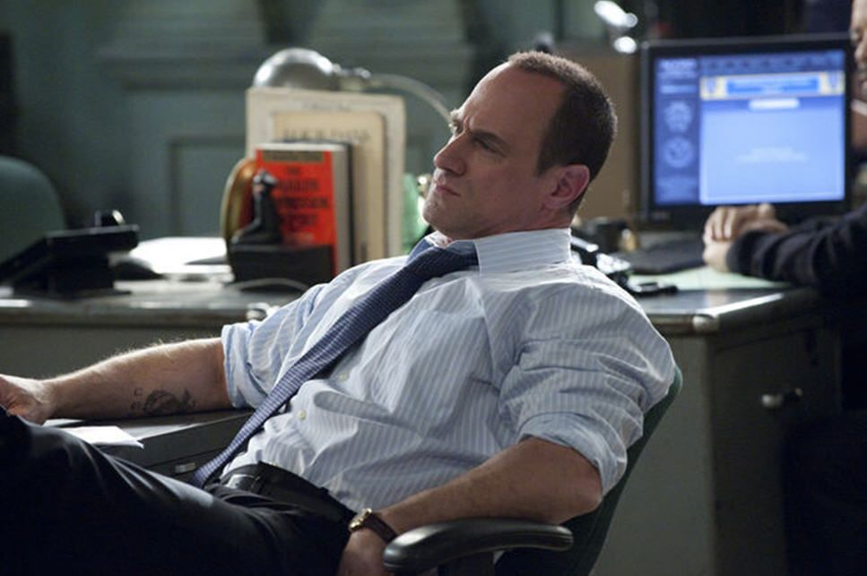 Elliot Stabler Law And Order Svu Tv Dads Law And Order Chris Meloni