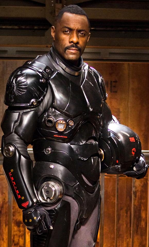 Idris Elba - Pacific Rim