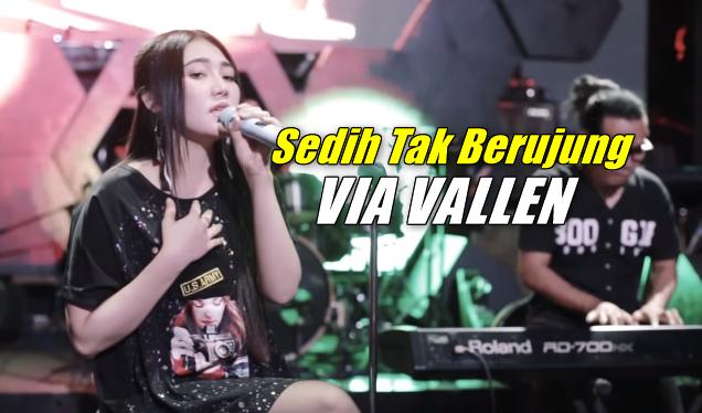 Download Lagu Via Vallen Sedih Tak Berujung Mp3 (Cover