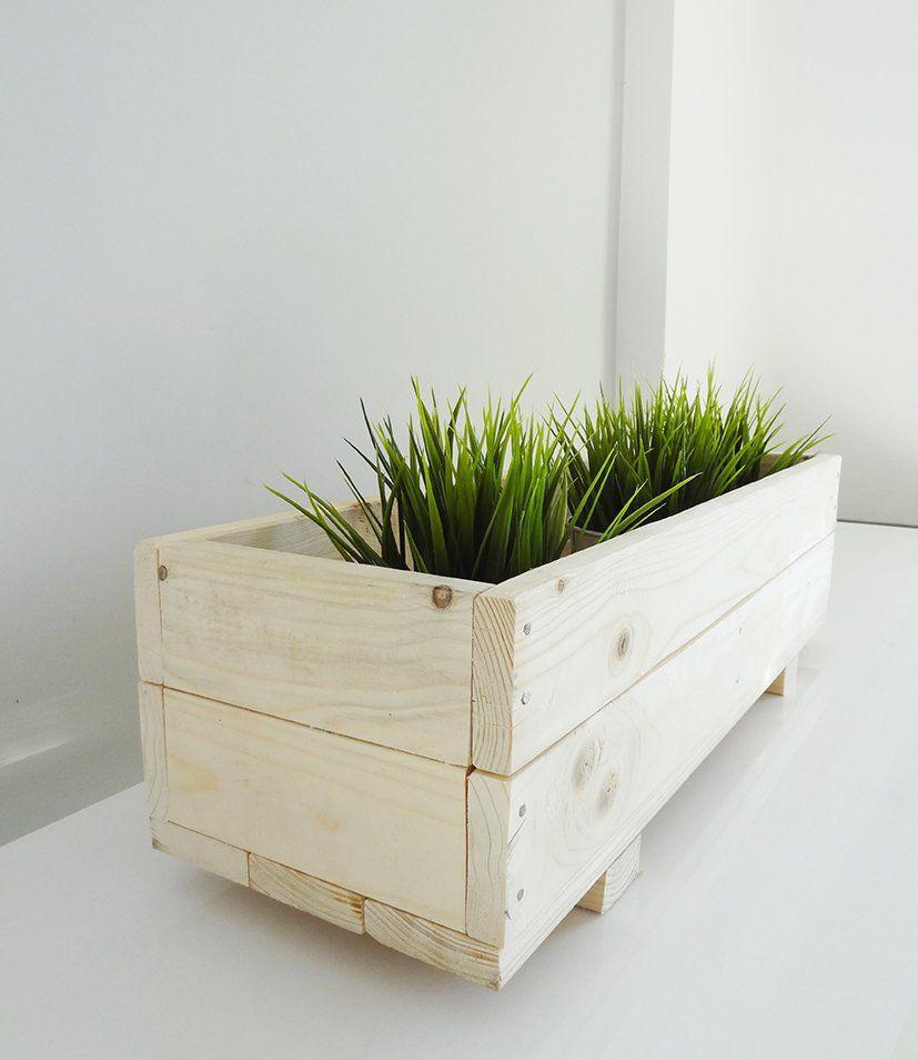 Drewniana Skrzynka Na Kwiaty Diy Diy And Crafts Woodworking