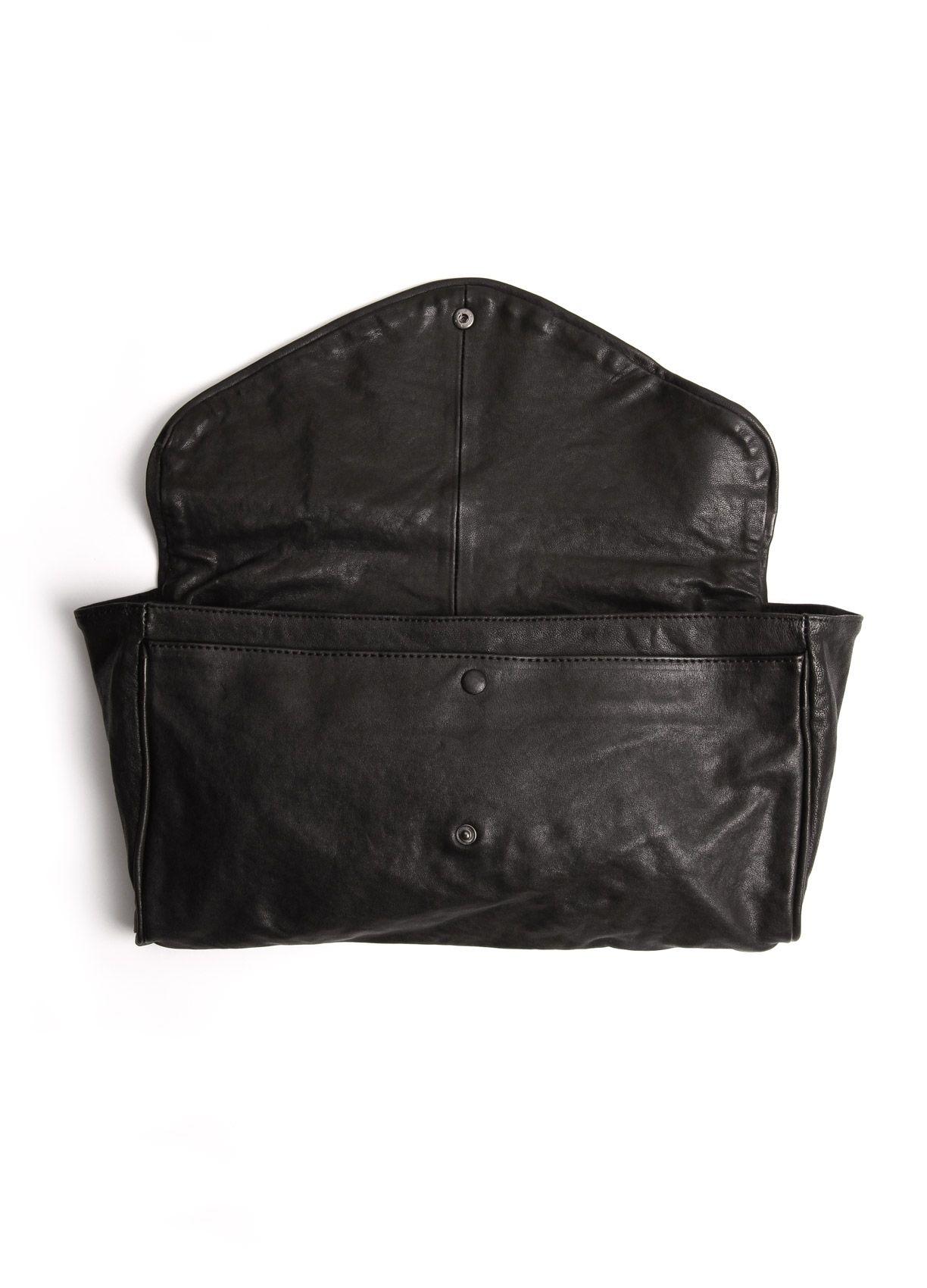 YVONNE KONÉ / Large Clutch (235€-50%) | Acolyth - vaatteita netistä, miesten ja naisten muoti, fashion online e-store