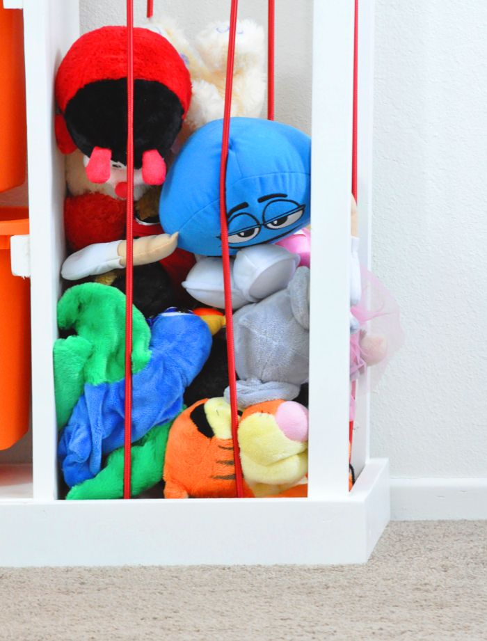 DIY Toy organizer | DIY toy storage idea | Perfect for small spaces and Kids ! & DIY Toy Organizer - The Ultimate Toy Storage Solution | DIY toys ...