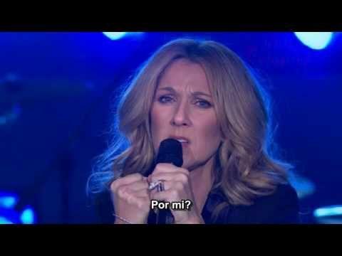 Celine Dion My Love Traducida Celine Dion Cantantes Oprah