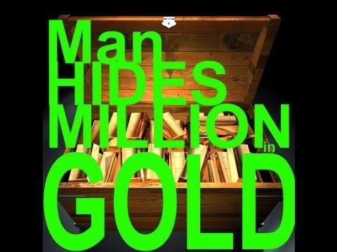 Man Hides Million Dollars Worth of GOLD in New Mexico Mountains