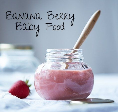 Carrot ginger tofu soup recipe baby food recipes bananas and babies baby feeding healthy banana strawberry baby food recipe forumfinder Gallery