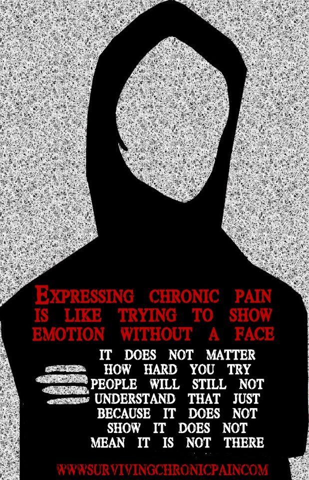 Invisible Illness ¥ & Chronic Pain!