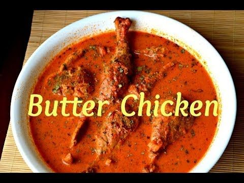 Butter chicken or murgh makhani authentic punjabi recipe video by butter chicken or murgh makhani authentic punjabi recipe video by chawl forumfinder Choice Image