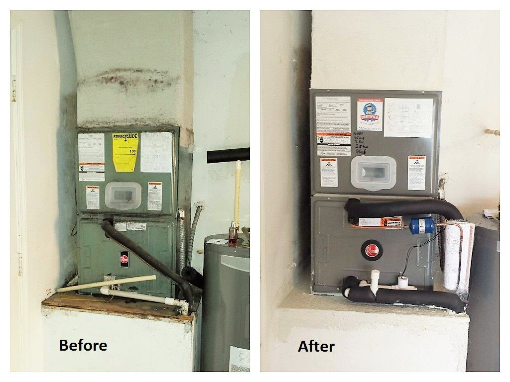 Home Air conditioner replacement, Air conditioning system