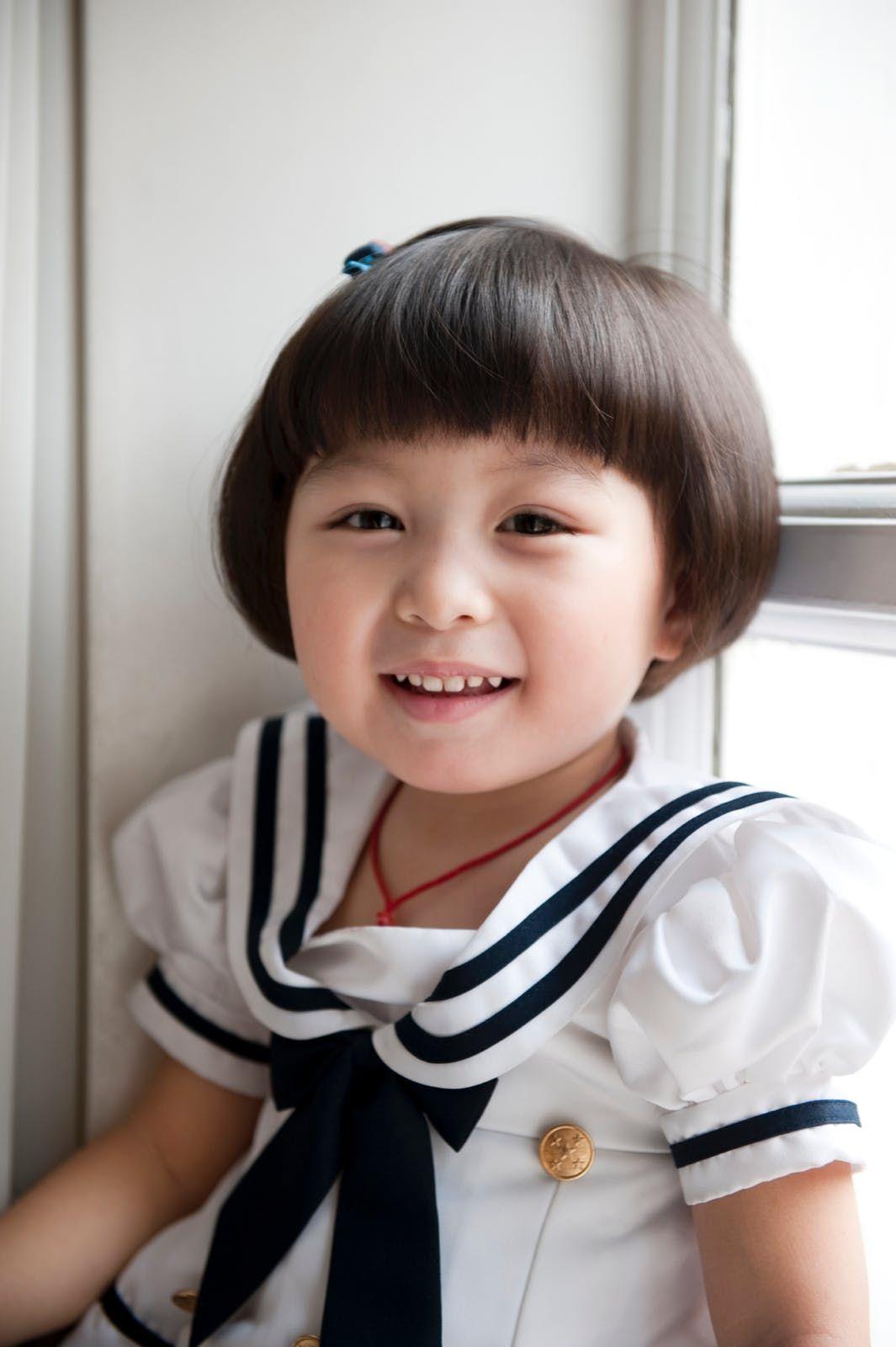 Photos : 20 coiffures courtes pour petites filles | Coiffure courte, Coiffures cheveux courts et ...
