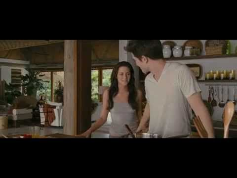 Bella and Edward have the 'morning after' talk in never ...