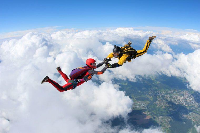University Of Michigan Skydiving