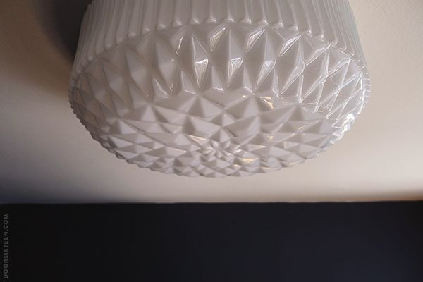 Vanadin ceiling lights from ikea theyre made of white mouth blown vanadin ceiling lights from ikea theyre made of white mouth blown mozeypictures Images