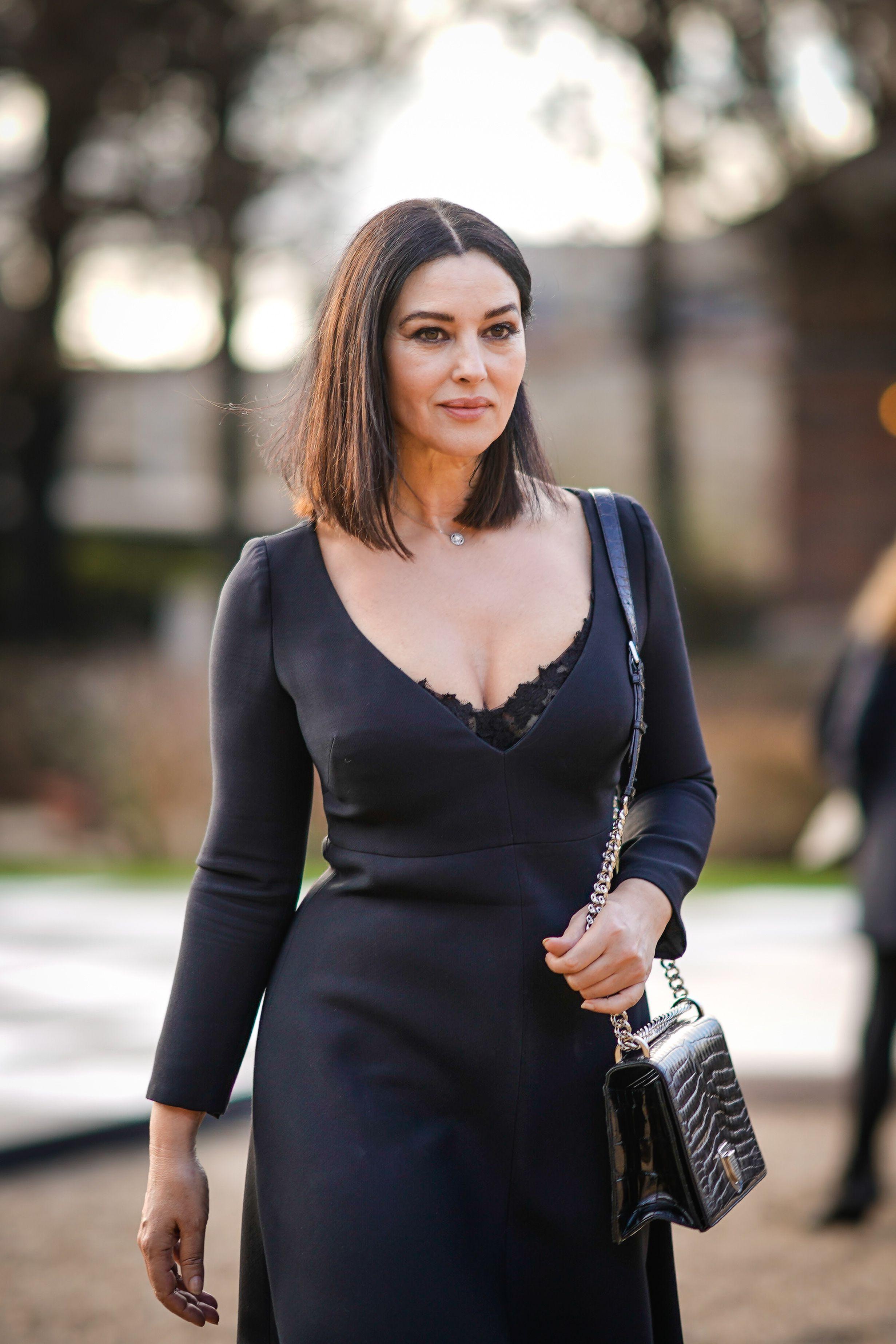 Monica Bellucci italian actress