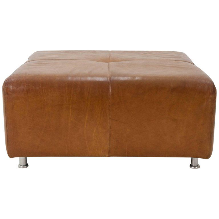 Miraculous Large Leather Ottoman In 2019 Family Room Mural Large Andrewgaddart Wooden Chair Designs For Living Room Andrewgaddartcom