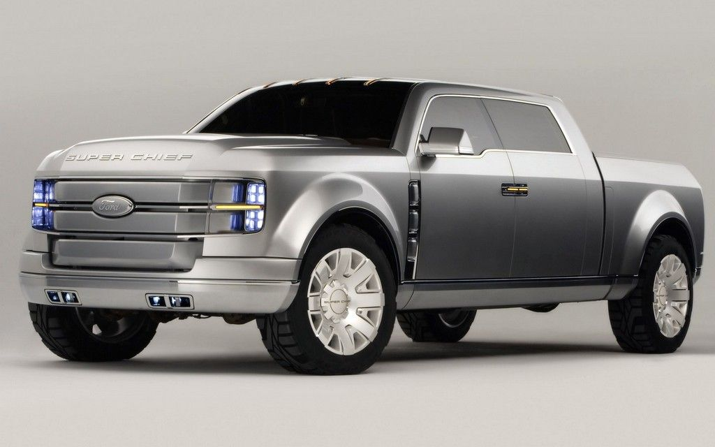 2015 Ford F 250 Super Chief Featuring A 68 Liter V10