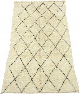 Marokkolainen Kilim matto Beni Ouarain 315 x 185 cm