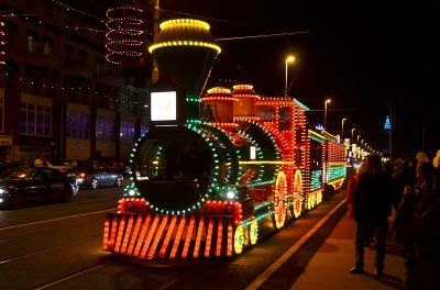 space rocket illumination blackpool - Google Search