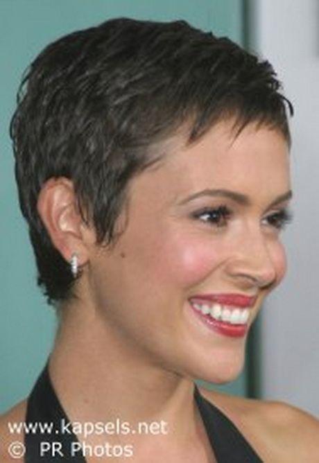 Extreme Korte Kapsels Hair Short Cropped Hair Super Short Hair
