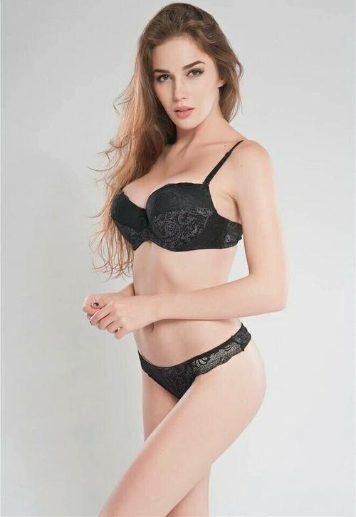 dd1a21dcad Buy Sexy Magic 1603 Pushup Bra Panty Set Black- Double Padded Underwired Bra  Panty Set Online in Karachi