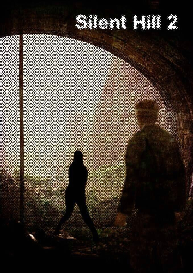 Silent Hill 2 Wallpaper Silent Hill Pinterest Silent Hill