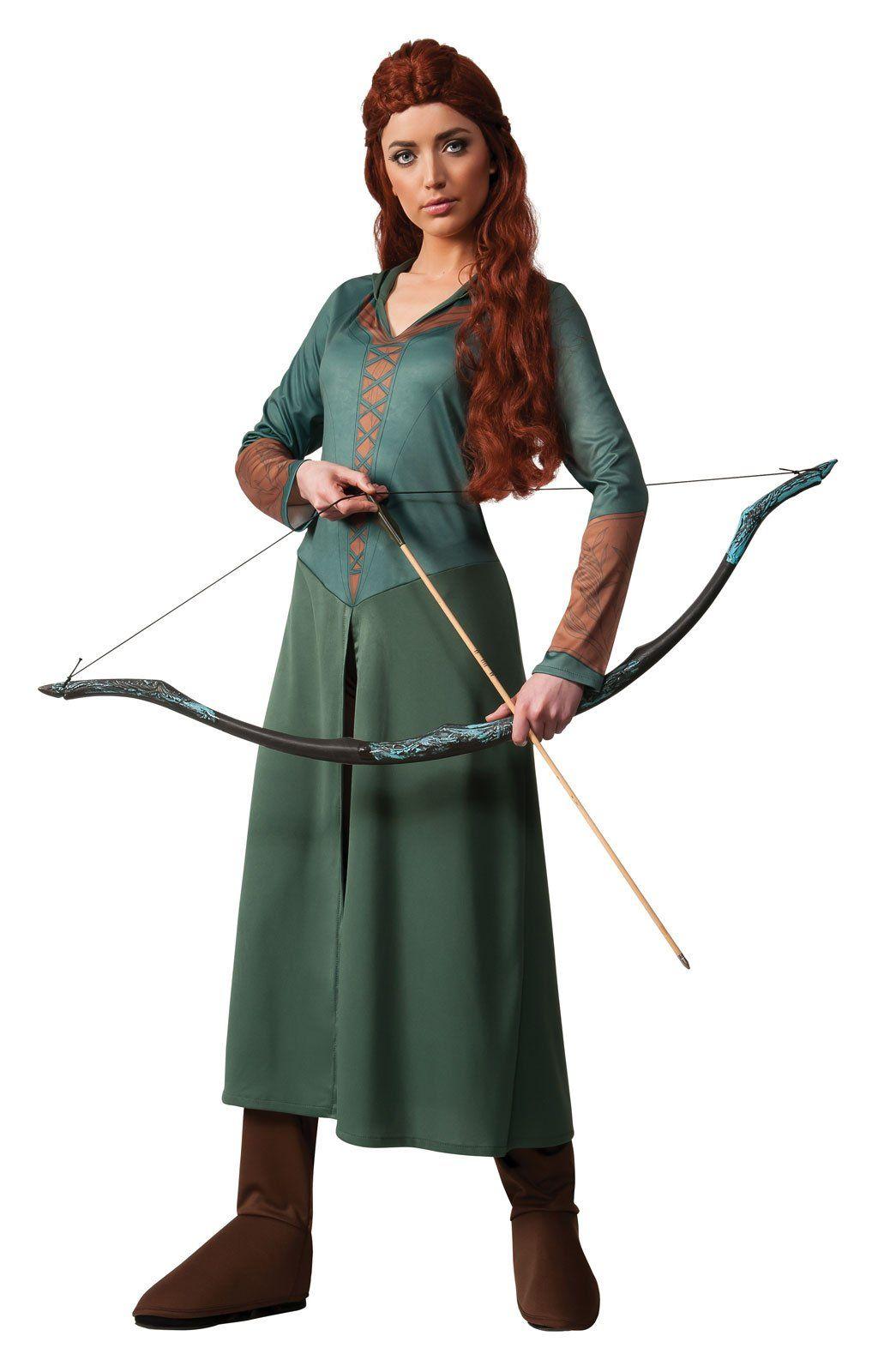 The Hobbit 2: Desolation of Smaug - Tauriel Elf Costume
