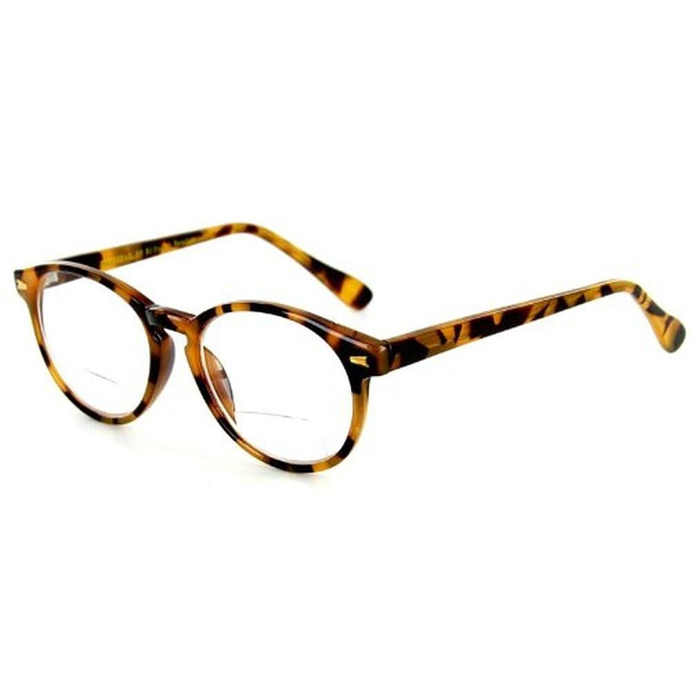 6bb90657306 Professor Fashion Bifocal Readers with Vintage Retro Design for Youthful