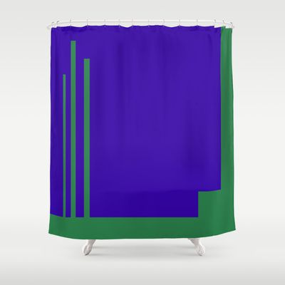 "Woman from Venus (della serie ""La Teoria del Colore"") Shower Curtain by Fernando Vieira"