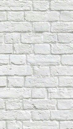Iphone Wallpaper Tumblr 126 White Brick WallpaperWhite WallsWhite