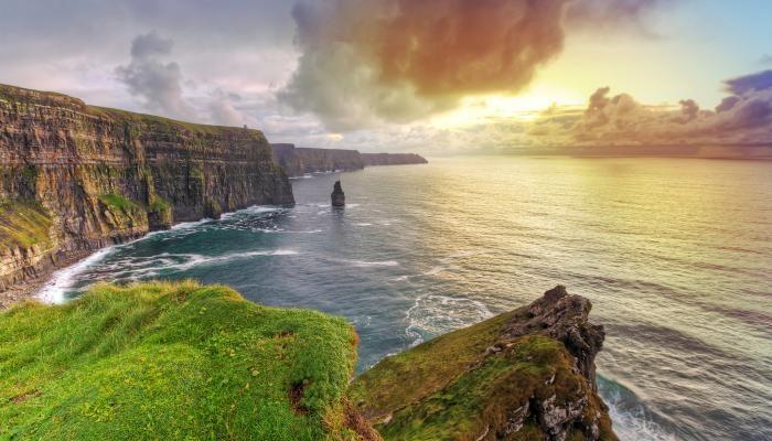 Irland-Rundreise: Quer über die Grüne Insel mit dem